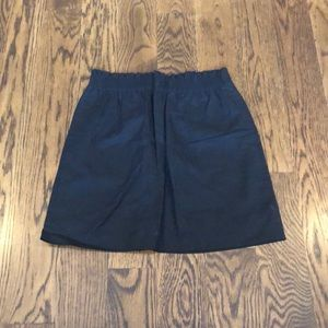 J. Crew sidewalk skirt, new with tags!